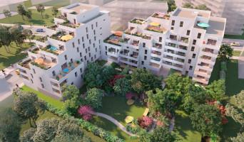 Toulouse programme immobilier neuve « Les Terrasses du Touch » en Loi Pinel  (2)
