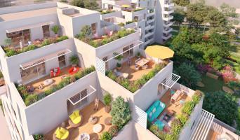 Toulouse programme immobilier neuve « Les Terrasses du Touch » en Loi Pinel  (3)