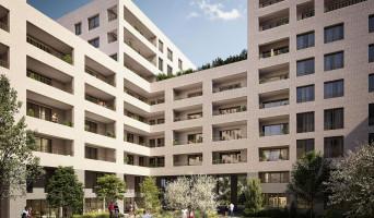 Rouen programme immobilier neuve « Arborescence » en Loi Pinel  (2)