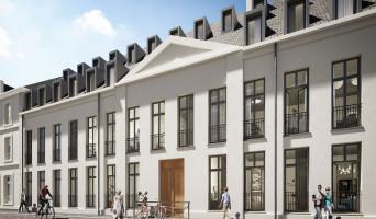 Saint-Malo programme immobilier rénové « L'Etoile »