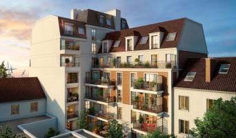 Le Blanc-Mesnil programme immobilier neuve « Le 122 Aéropostale » en Loi Pinel  (2)