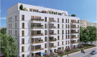 Meudon programme immobilier rénové « Le Deltâ »