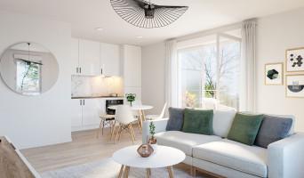 Trélazé programme immobilier neuve « Faubourg d'Anaé »  (2)