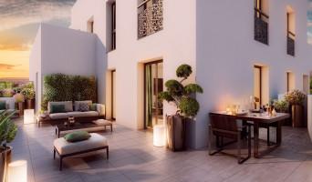 Rueil-Malmaison programme immobilier rénové « Westmont » en loi pinel