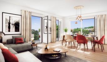 Rueil-Malmaison programme immobilier neuve « Westmont » en Loi Pinel  (3)