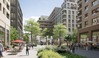 Bobigny programme immobilier rénové « Bobigny Coeur de Ville »