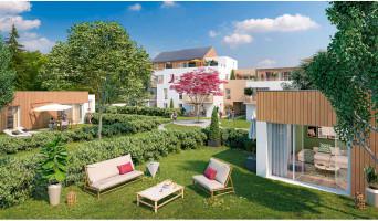 Nantes programme immobilier rénové « Cosy Garden » en loi pinel