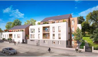 Nantes programme immobilier neuve « Cosy Garden » en Loi Pinel  (2)