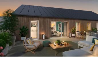 Nantes programme immobilier neuve « Cosy Garden » en Loi Pinel  (3)