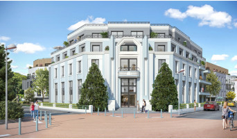 Chambéry programme immobilier rénové « Héritage » en loi pinel