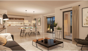 Chambéry programme immobilier neuve « Héritage » en Loi Pinel  (4)