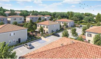 Brignoles programme immobilier neuve « Les Bastides de Tombarel »