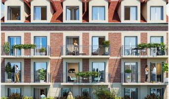 Creil programme immobilier neuve « Coeur Plaisance » en Loi Pinel  (2)