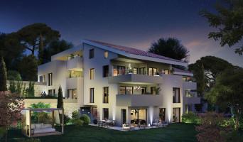 Saint-Raphaël programme immobilier neuve « La Réserve » en Loi Pinel  (2)