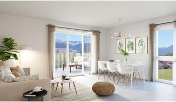 Charvonnex programme immobilier neuve « L'Ermengarde » en Loi Pinel