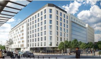 Troyes programme immobilier neuve « Student Factory Troyes Coeur de Ville »
