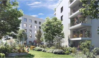 Bron programme immobilier neuve « Initiale »  (3)