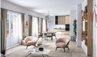Tours programme immobilier à rénover « L'Hôtel des Lettres » en Loi Malraux