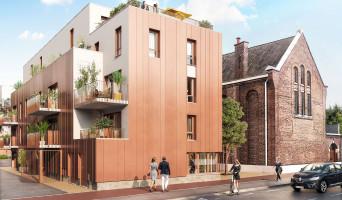 Haubourdin programme immobilier neuve « Rive Gauche » en Loi Pinel  (2)