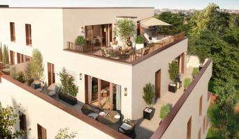 Haubourdin programme immobilier neuve « Rive Gauche » en Loi Pinel  (4)