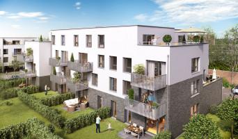 Bousbecque programme immobilier rénové « O De Lys » en loi pinel
