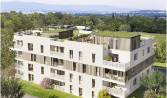 Collonges-sous-Salève programme immobilier neuf « Eden Roze » en Loi Pinel