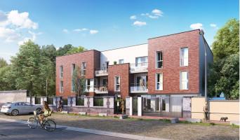Le Petit-Quevilly programme immobilier rénové « Villa Amarante » en loi pinel