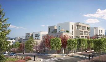 Rueil-Malmaison programme immobilier neuve « Terrasses de la Châtaigneraie » en Loi Pinel