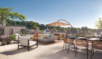 Rueil-Malmaison programme immobilier neuve « Terrasses de la Châtaigneraie » en Loi Pinel  (2)