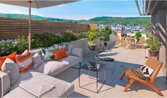 Clermont-Ferrand programme immobilier neuf « Révélation » en Loi Pinel