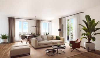 Bordeaux programme immobilier rénové « Ateliers Saint-Germain » en loi pinel