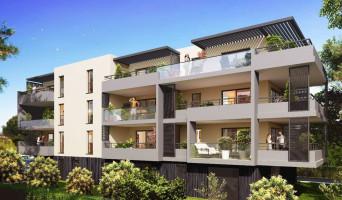 Saint-Raphaël programme immobilier rénové « Carré Aurélien » en loi pinel