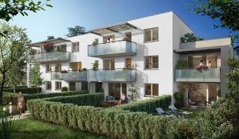 Toulouse programme immobilier neuve « Sweet Garden »