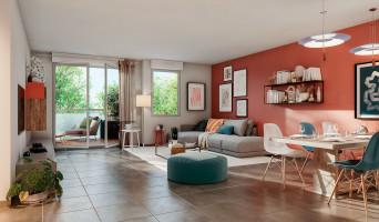 Toulouse programme immobilier neuve « Sweet Garden »  (2)
