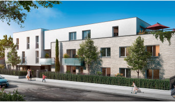 Toulouse programme immobilier neuve « Sweet Garden »  (3)
