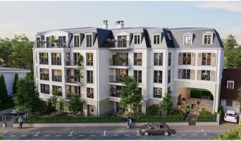 Clamart programme immobilier rénové « Pavillon Duval » en loi pinel