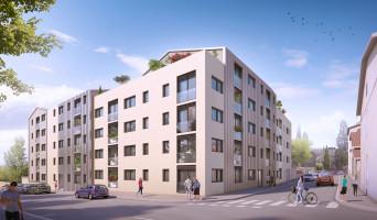 Bourg-en-Bresse programme immobilier rénové « Espace Milliat »
