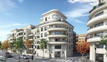 Saint-Ouen-sur-Seine programme immobilier neuf « Le Corner - Upside