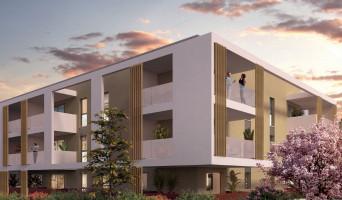 Perpignan programme immobilier neuf « Domaine du Sud
