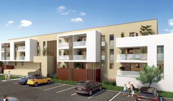 Perpignan programme immobilier neuve « Domaine du Sud » en Loi Pinel  (2)