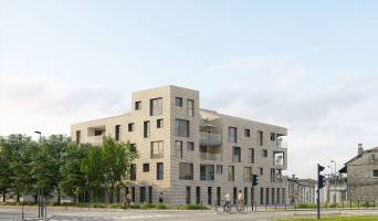 Bordeaux programme immobilier neuf « Bricklane » en Loi Pinel