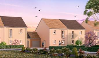 Cerny programme immobilier neuf « Écryn »