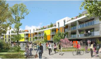 Saint-Genis-Pouilly programme immobilier neuf « New Park Allondon » en Loi Pinel