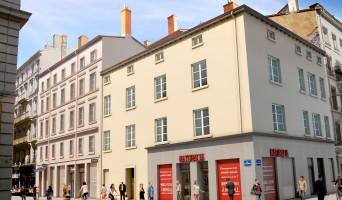 Lyon programme immobilier rénové « 27 »