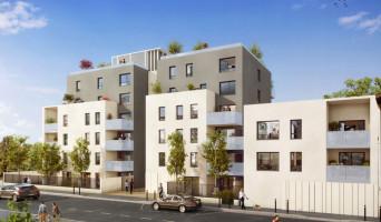 Villeurbanne programme immobilier rénové « Rouss'Ô » en loi pinel