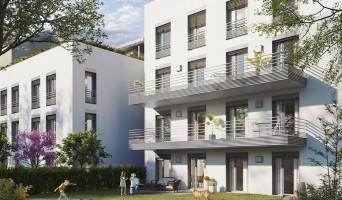 Lyon programme immobilier neuve « Évidence » en Loi Pinel  (2)