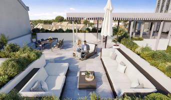Lyon programme immobilier neuve « Évidence » en Loi Pinel  (3)