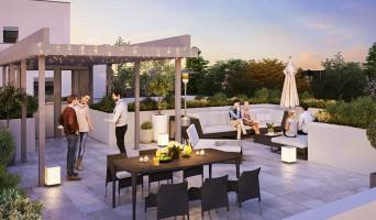 Lyon programme immobilier neuve « Évidence » en Loi Pinel  (4)
