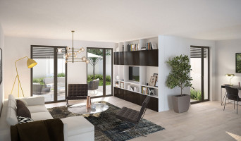 Lyon programme immobilier neuve « Évidence » en Loi Pinel  (5)