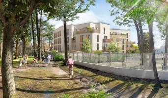 Maurepas programme immobilier neuve « Résidence l'Orée du Bois »